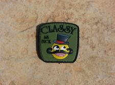 Classy As F**K Airsoft Patch