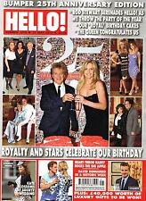 HELLO! Magazine 27/05/2013 ROD STEWART Kate Moss KATE MIDDLETON Eva Langoria NEW