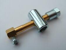 Dispositivo de ajuste del Cable del freno trasero, pre 65, Twinshock, Moto Clásica, ARIEL HT, TIGER CUB