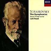 Tchaivoksky The Symphonies -Lorin Maazel, London -4-CD Set, Classical