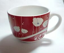 KIT KAT Limited Edition Large CUP MUG Festive Series Poppy Nestle MALAYSIA 2014