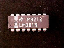 DM81LS95 = DM81LS95AN national semiconductor ic DIP-20