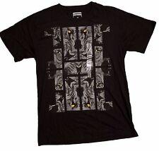 Sean John King of All Jungles Black T-Shirt in Medium