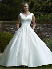 Romantica Satin Wedding Dresses