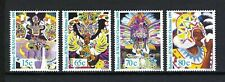 Bahamas 1999 Sc#965-8  Christmas-People in Junkanoo Costumes  MNH Set $7.20