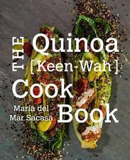 The Quinoa [Keen-Wah] Cookbook, Sacasa, Maria del Mar, Good Condition, Book