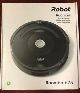iRobot Roomba 675 Wi-Fi Robot Vacuum Cleaner (Brand New)