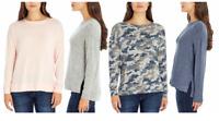 NEW Three Dots Women's Lightweight Cozy Super Soft Long Sleeve Tunic Variety #99