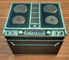 "Vintage Jenn-Air 4 Burner Electric Downdraft Drop-In Oven / Range / Stove - 30"""