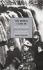 TheWorld I Live in,Keller, Helen,Good Book mon0000045417