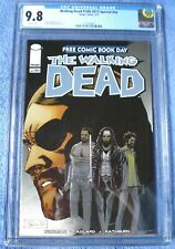 The Walking Dead comic #nn FCBD SPECIAL EDITION CGC 9.8 Governor Variant