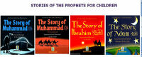 STORY OF PROPHETS:ADAM, IBRAHIM & MUHAMMAD (PEACE BE UPON THEM  ALL) FOR KIDS