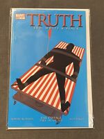 TRUTH RED WHITE BLACK #3 1st App Isaiah Bradley As Captain America NM-