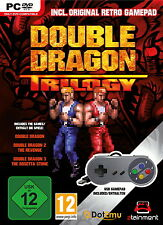 Double Dragon Trilogy incl. USB Retro GamePad (PC, 2015)