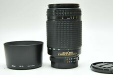 Nikon 70-300mm f/4-5.6D AF Telephoto Zoom Nikkor Lens SN449563