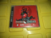 Rare Vintage 1997 Lu Wang is Shadow Warrior - 3D Realms - Shooter PC CD-ROM Game
