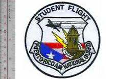 US Air Force USAF Puerto Rico Air National Guard 198th Airlift Squadron Student