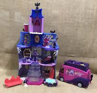 Lot of Disney Vampirina Scare B&B W Hauntly & Tour Bus