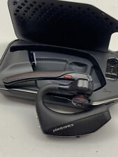 Plantronics Voyager 5200 Uc Black Mono Bluetooth Headset System- Used but tested