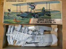 Maquette 1/72 Airfix Ref 282 Supermarine Walrius II
