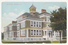 Riverhead,Long Island,New York,High School,Suffolk County,c.1909