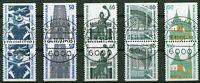 Berlin Sehenswürdigkeiten C + D Werte gestempelte Paare Vollstempel 834,795,796