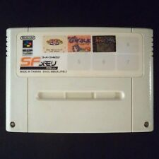 KIRBY BOWL PUYO MARIO PICROSS  Nintendo Super Famicom NTSC JAPAN・❀・SF MEMORY SFC