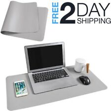 Leather Desk Pad Protector office mouse pad waterproof non slip writing mat