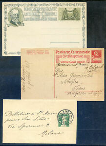 Thee Items of postal stationery from Switzerland (2020/03/09#08)
