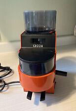 Gaggia Coffee Espresso Bean Grinder Brevetti Made In Italy Barista, Untested