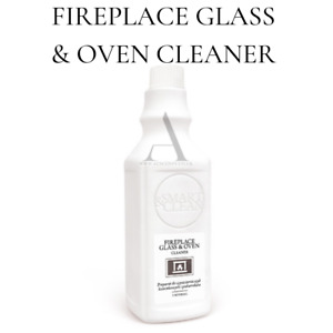 FM WORLD FIREPLACE GLASS AND OVEN CLEANER BRAND NEW 750ml