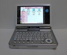 Sharp Zaurus SL-C3000 English GUI !