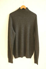 Margaret Howell MHL Merino Sweater Charcoal XL