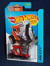 Hot Wheels NEW For 2015 All Stars Series #68 Tee'd Off 2 Red w/ OH5SPs