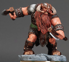 Trebor BloodEyes WarClans Dwarf Model Resin Huge 1/6 Scale Warhammer Sigmar Lotr