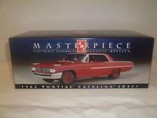 AMT Masterpiece 31170 1962 Pontiac Catalina SD421 1/25 New Limited Edition
