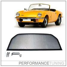 Filet Anti Remous  / Windschott / Coupe vent - TRIUMPH SPITFIRE - 1962-1980