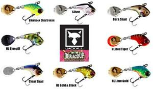 Jackall Deracoup 1/2 oz. Spintail Jig (Select Color)