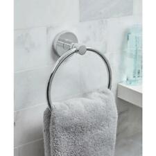 Wall Leaning Decorative Ladder Rack For Blanket Towel Living Room Bedroom Black