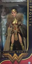 MATTEL Barbie da collezione Black Label DC hippolya dal film Wonder Woman