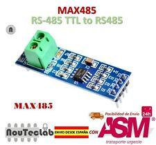 MAX485 Module RS-485 TTL to RS485 MAX485CSA Converter Module for Arduino