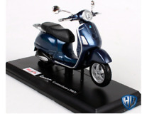 MAISTO 1:18 Vespa Granturismo 2003 MOTORCYCLE BIKE DIECAST MODEL TOY NEW IN BOX