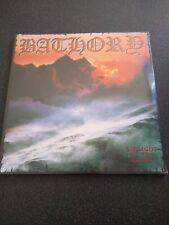 "BATHORY. Twilight Of The Gods 12"" VINYL LP - Reissue Sealed"