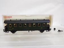 eso-7602Fleischmann 5072 B K H0 Personenwagen SNCB 27.339 3.Kl. K-NEM