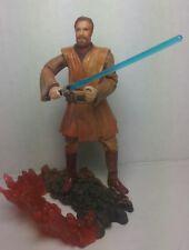 Star Wars Revenge of the Sith Obi-Wan Kenobi Duel at Mustafar loose complete