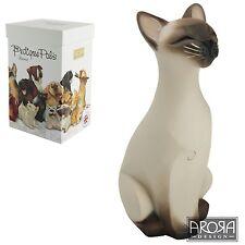 My Pedigree pals Siamese cat Figurine NEW in Gift Box