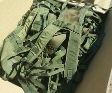 Original British Army Olive Green Main Yoke PLCE Webbing ( Pouches DPM OG )
