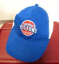 DETROIT PISTONS flexfit hat NBA basketball cap Wendy's embroidery Goin' to Work