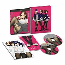 Miru Tights Blu-ray Soundtrack CD Booklet Japan TRXA-00001 TRUSS Anime Ren