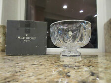 "Waterford Crystal 5""  Footed Variety Bowl"